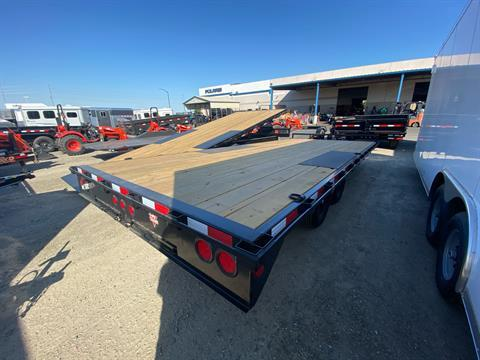 "2021 PJ Trailers 20' MED. DUTY DECKOVER 6"" CHANNEL in Elk Grove, California - Photo 9"