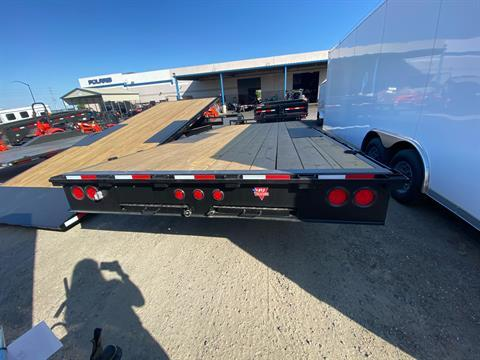 "2021 PJ Trailers 20' MED. DUTY DECKOVER 6"" CHANNEL in Elk Grove, California - Photo 10"