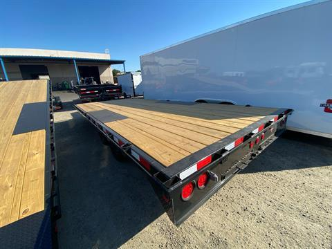 "2021 PJ Trailers 20' MED. DUTY DECKOVER 6"" CHANNEL in Elk Grove, California - Photo 12"
