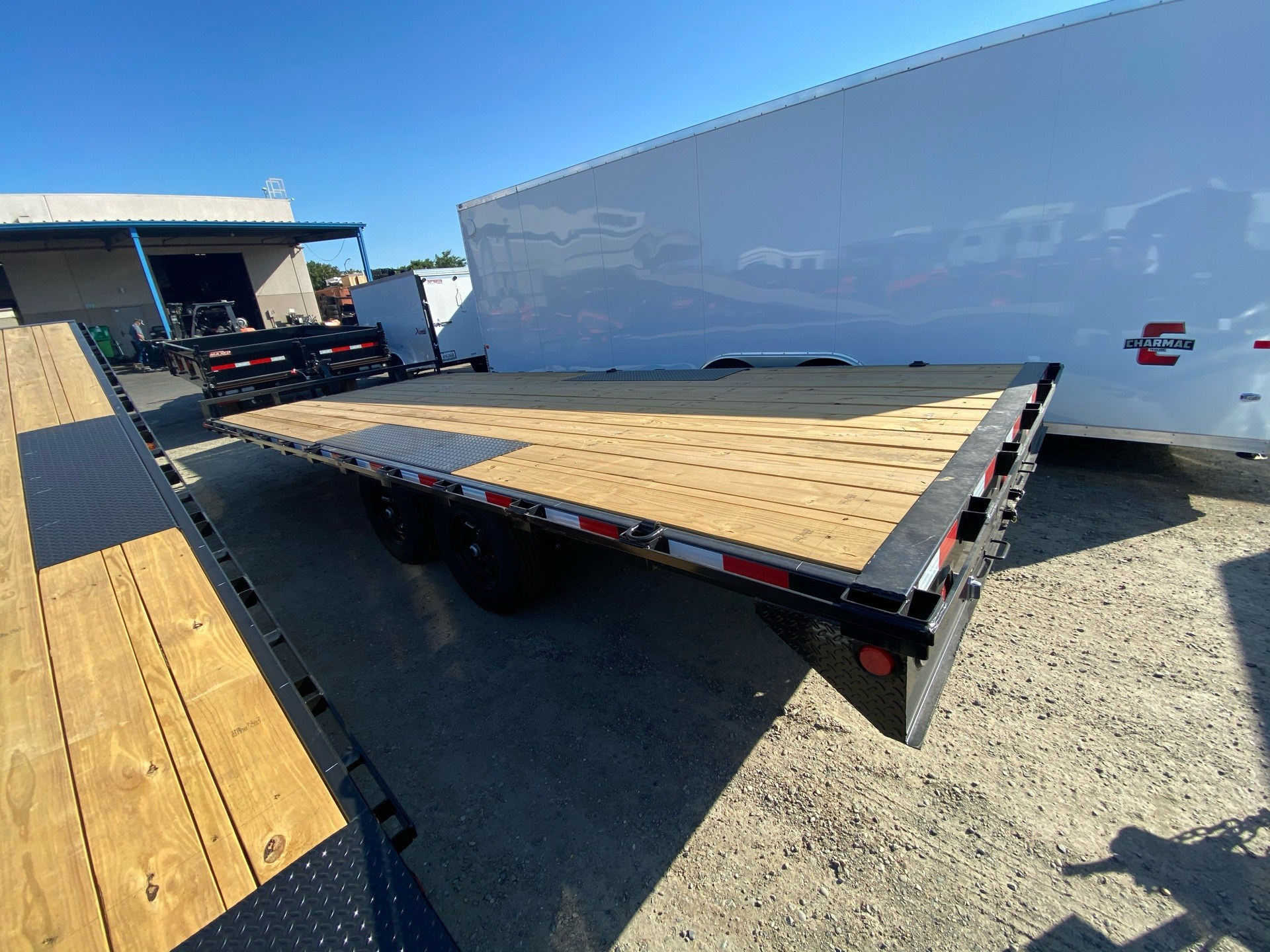 "2021 PJ Trailers 20' MED. DUTY DECKOVER 6"" CHANNEL in Elk Grove, California - Photo 13"