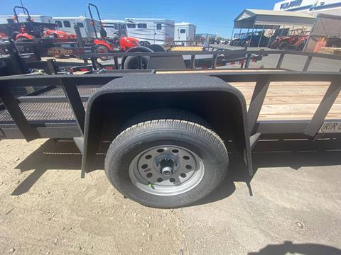 2020 Charmac Trailers 14' X 7' UTILITY TRAILER in Elk Grove, California - Photo 6