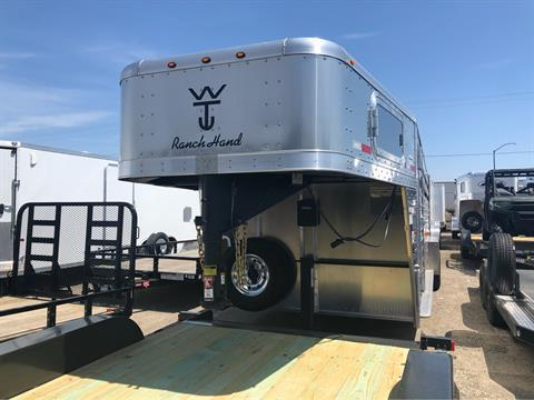 2020 Wilson Trailer - Manufacturers 24' RANCH HAND SLAT SIDE in Elk Grove, California