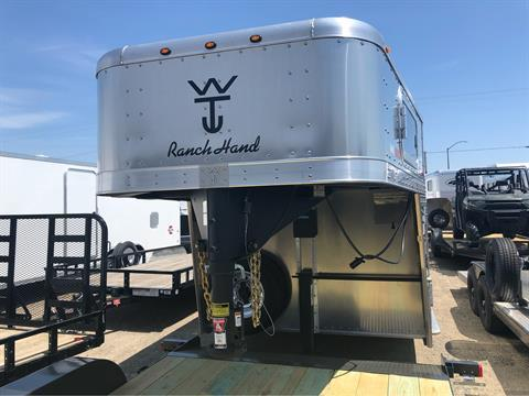 2020 Wilson Trailer - Manufacturers 24' RANCH HAND SLAT SIDE in Elk Grove, California - Photo 2