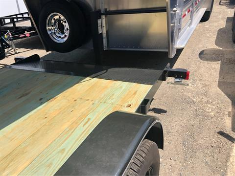 2020 Wilson Trailer - Manufacturers 24' RANCH HAND SLAT SIDE in Elk Grove, California - Photo 3