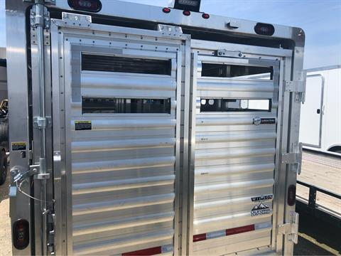 2020 Wilson Trailer - Manufacturers 24' RANCH HAND SLAT SIDE in Elk Grove, California - Photo 8