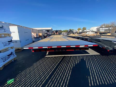 2021 PJ Trailers 36' LOW-PRO W/ HYDRAULIC DOVETAIL TRAILER in Elk Grove, California - Photo 16