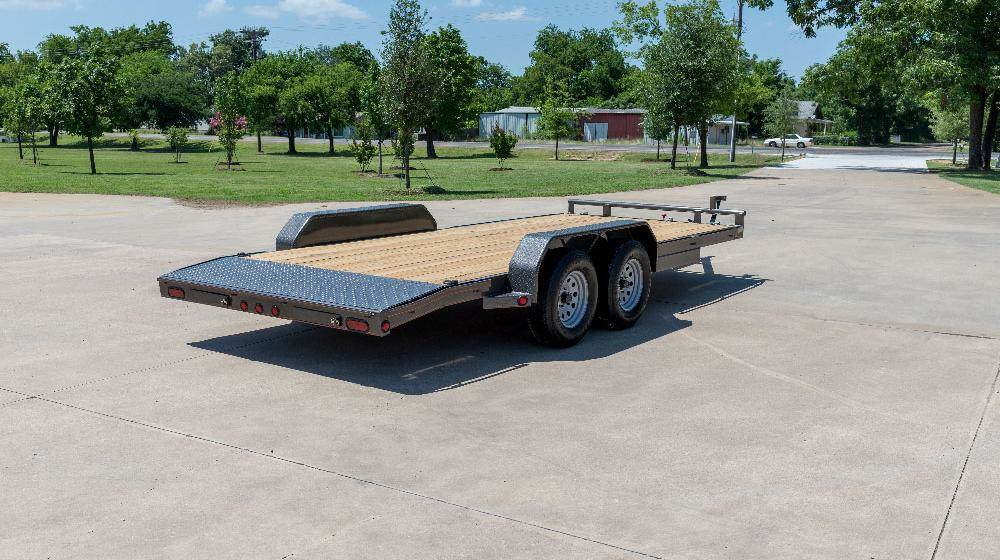 "2017 MAXXD TRAILERS 20'X83"" 5"" CHANNEL CARHAULER in Elk Grove, California"