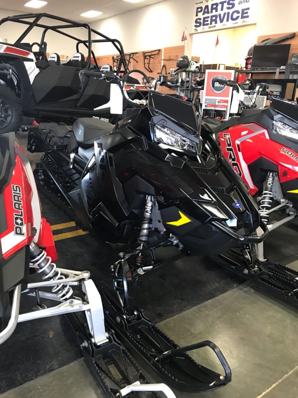 2019 Polaris 800 PRO-RMK 163 Snowcheck Select for sale 159