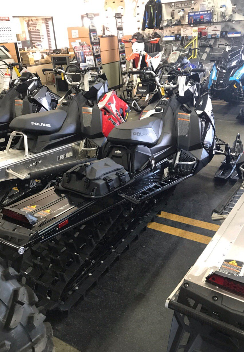 2019 Polaris 800 PRO-RMK 163 Snowcheck Select in Elk Grove, California - Photo 4