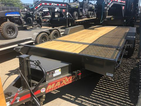 "2020 MAXXD TRAILERS 20' X 83"" 6"" GRAVITY TILT in Elk Grove, California"