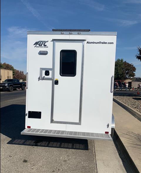 2021 ATC TRAILERS 12' X 7' FIBER OPTIC TRAILER in Elk Grove, California - Photo 11