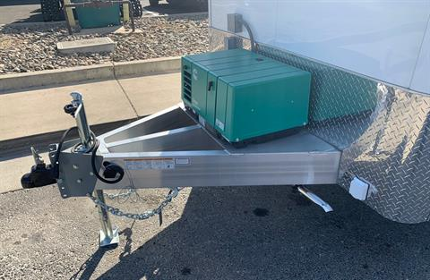 2021 ATC TRAILERS 12' X 7' FIBER OPTIC TRAILER in Elk Grove, California - Photo 14