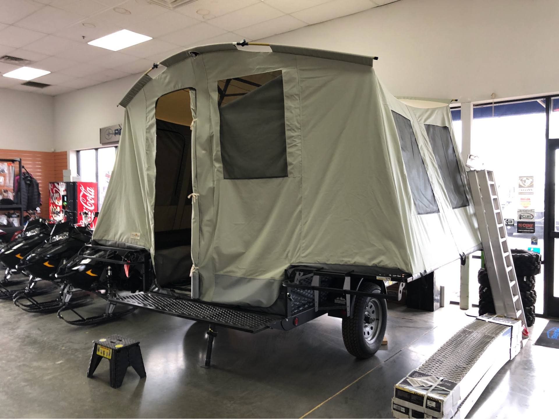 2019 Jumping Jack 6x8 UTILITY TRAILER W/SPARE in Elk Grove, California