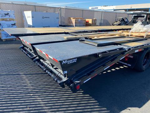 2021 PJ Trailers 30' LOW-PRO FLATDECK W/ DUALS in Elk Grove, California - Photo 9