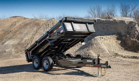 "2021 MAXXD TRAILERS 12' X 72"" 10K DUMP in Elk Grove, California - Photo 6"