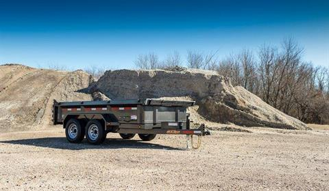 "2021 MAXXD TRAILERS 12' X 72"" 10K DUMP in Elk Grove, California - Photo 7"