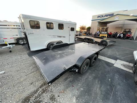"2021 MAXXD TRAILERS 16' X 83"" CHANNEL CAR HAULER in Elk Grove, California - Photo 2"