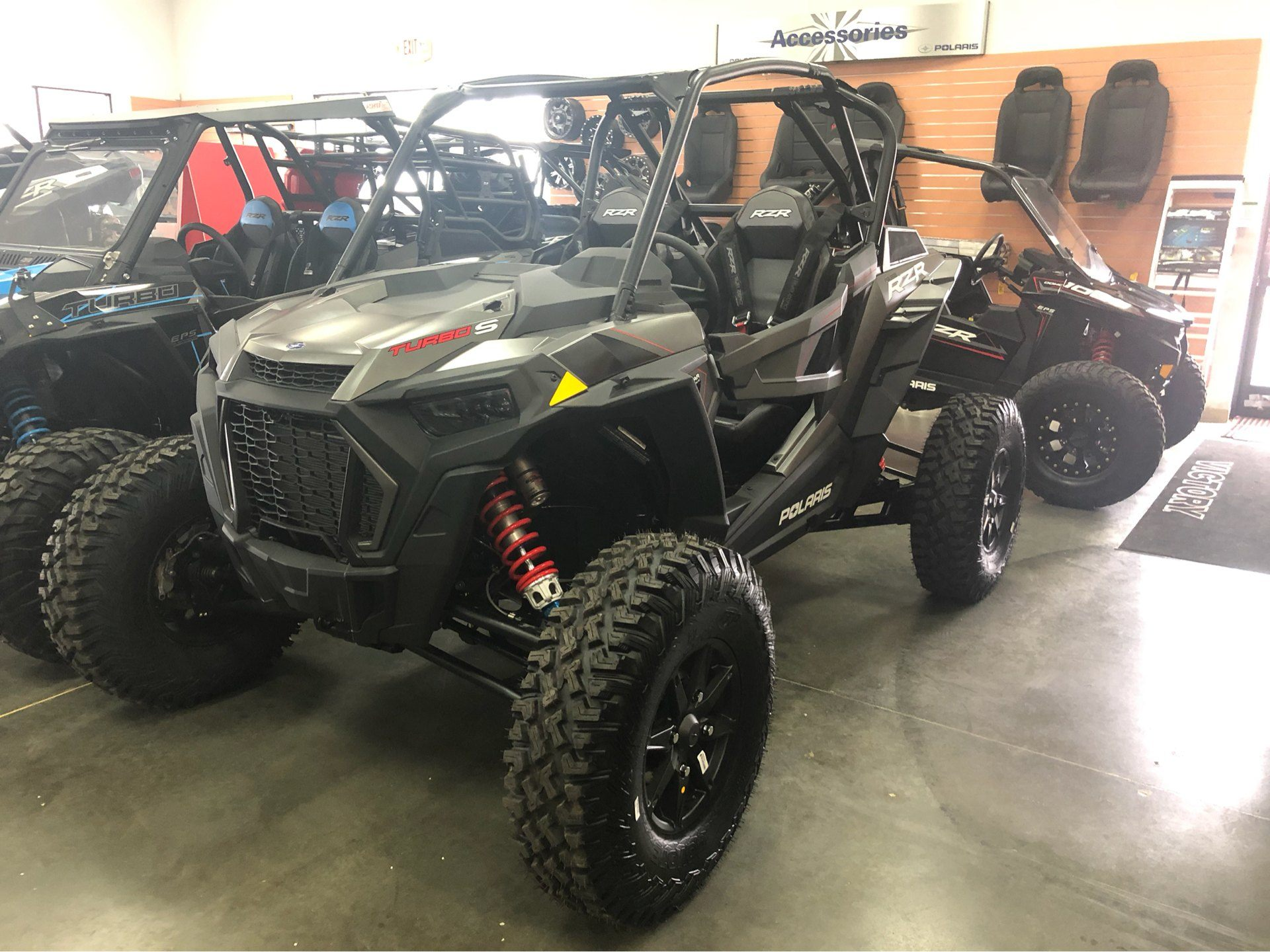 2019 Polaris RZR XP Turbo S Velocity in Elk Grove, California - Photo 9