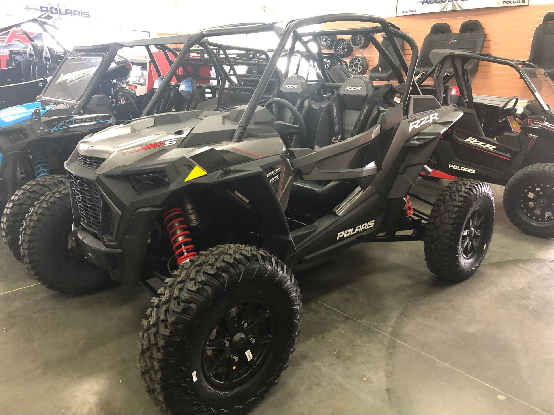 2019 Polaris RZR XP Turbo S Velocity in Elk Grove, California - Photo 11