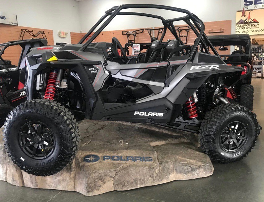 2019 Polaris RZR XP Turbo S Velocity in Elk Grove, California - Photo 1