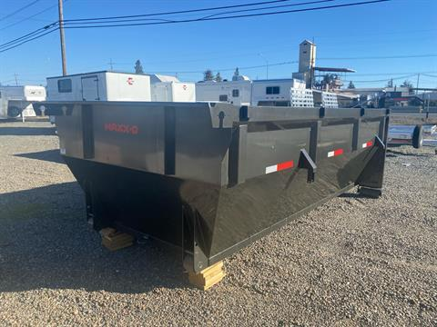 2021 MAXXD TRAILERS 14' ROX BIN in Elk Grove, California - Photo 1