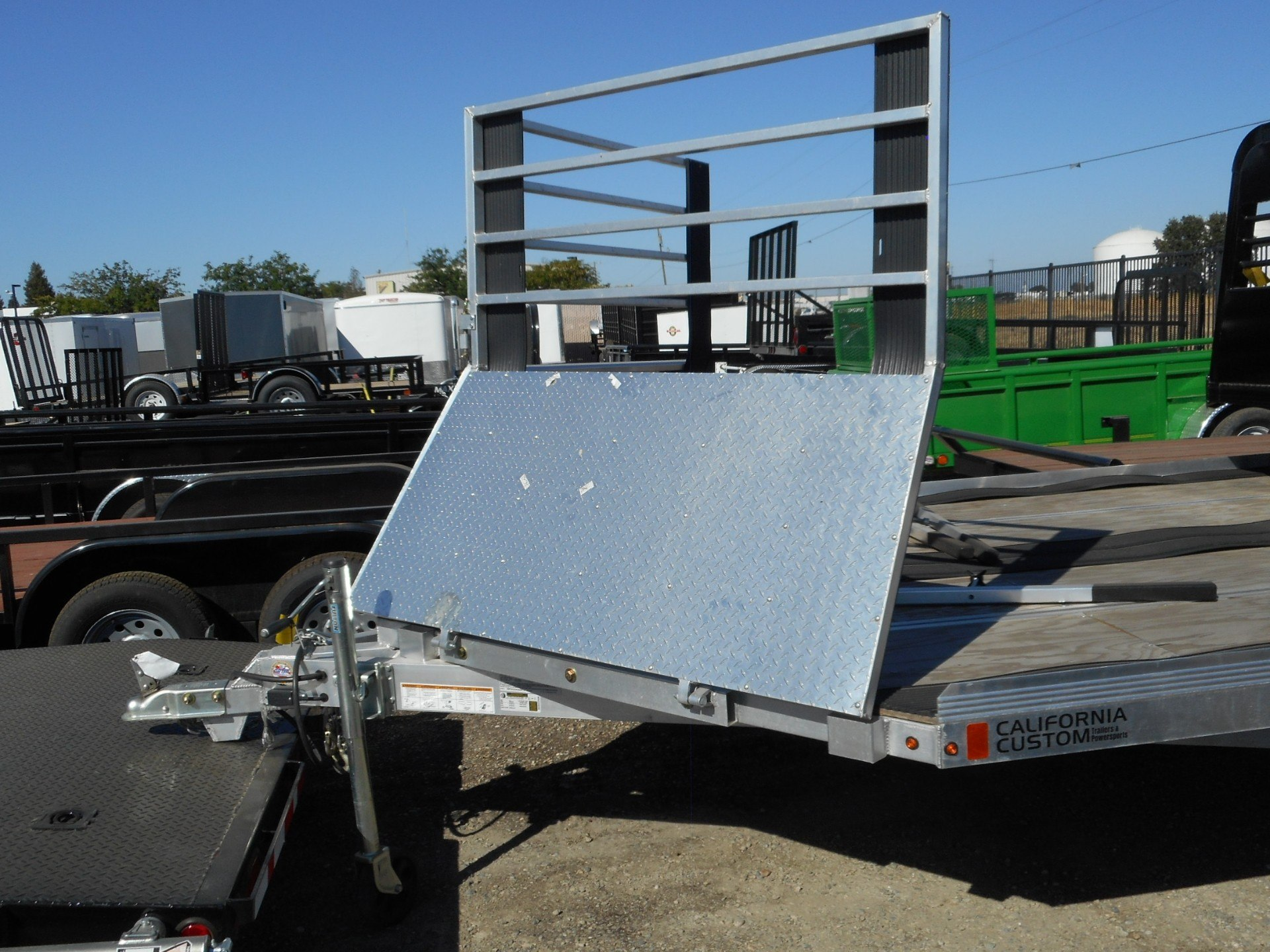 2016 Polaris Trailers 22' 4 Place Trailer in Elk Grove, California