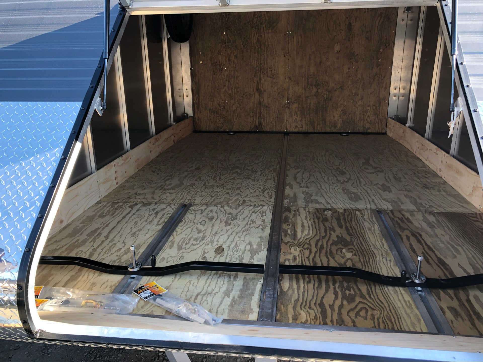 2018 Triton Trailers TWO-PLACE ECONOMY TRAILER in Elk Grove, California