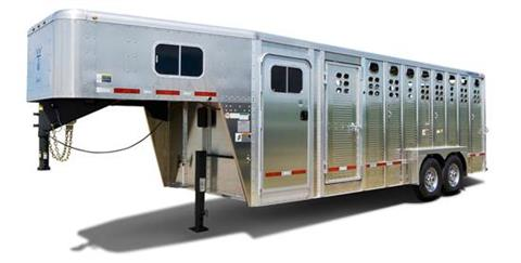 2018 Wilson Trailer - Manufacturers ROPER STOCK TRAILER in Elk Grove, California