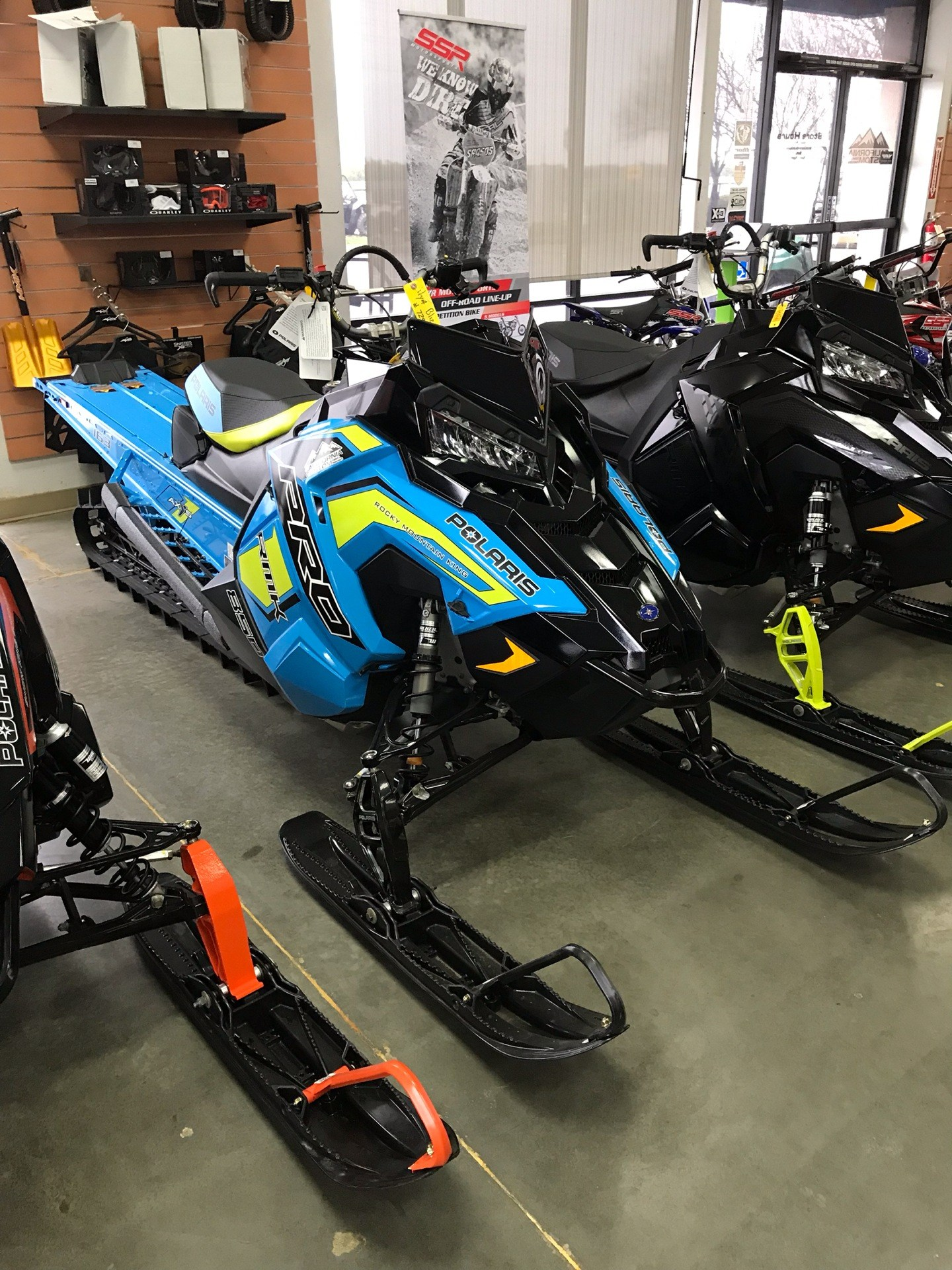 2019 Polaris 850 PRO-RMK 163 SnowCheck Select in Elk Grove, California - Photo 1
