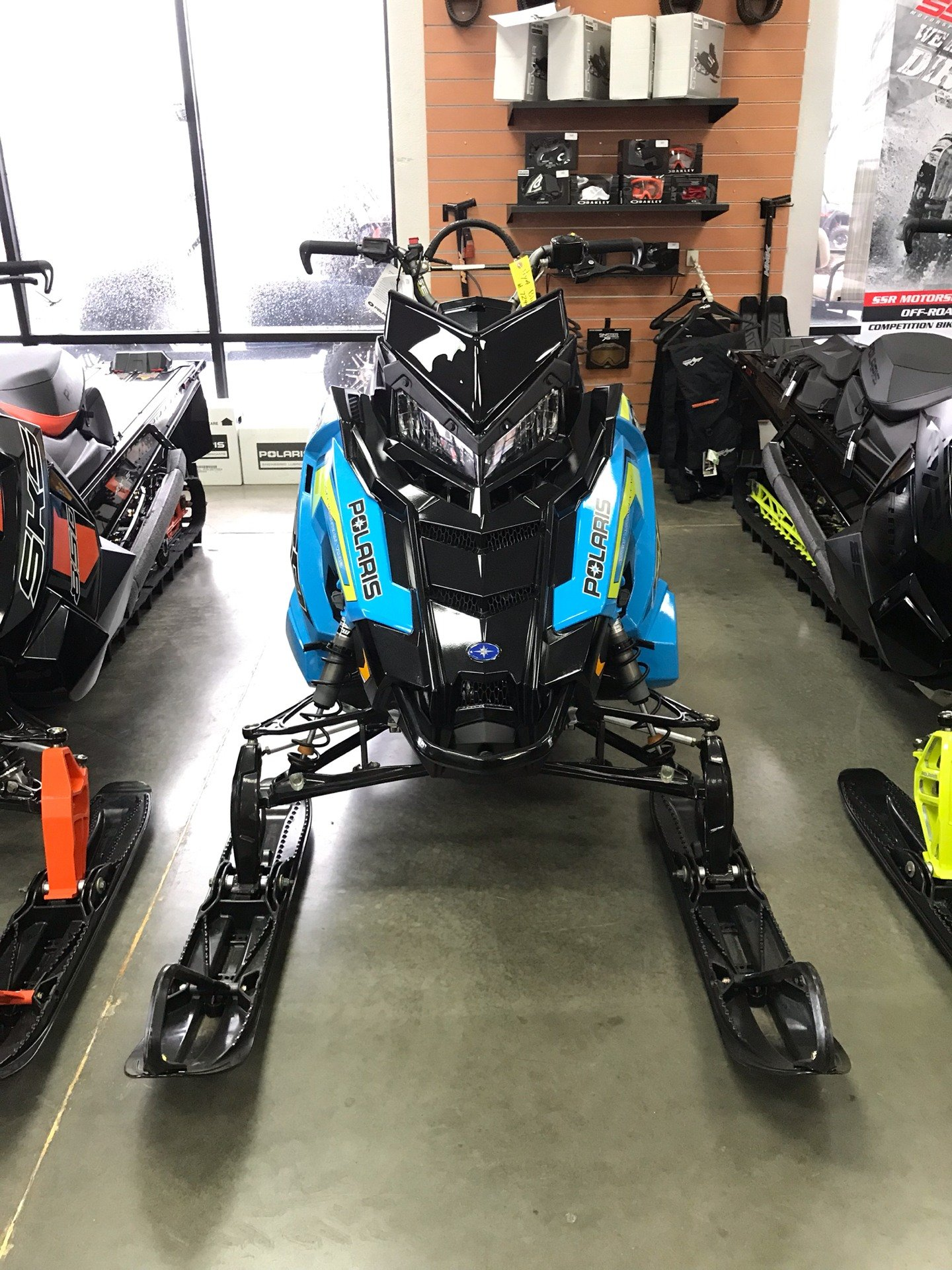 2019 Polaris 850 PRO-RMK 163 SnowCheck Select in Elk Grove, California - Photo 2
