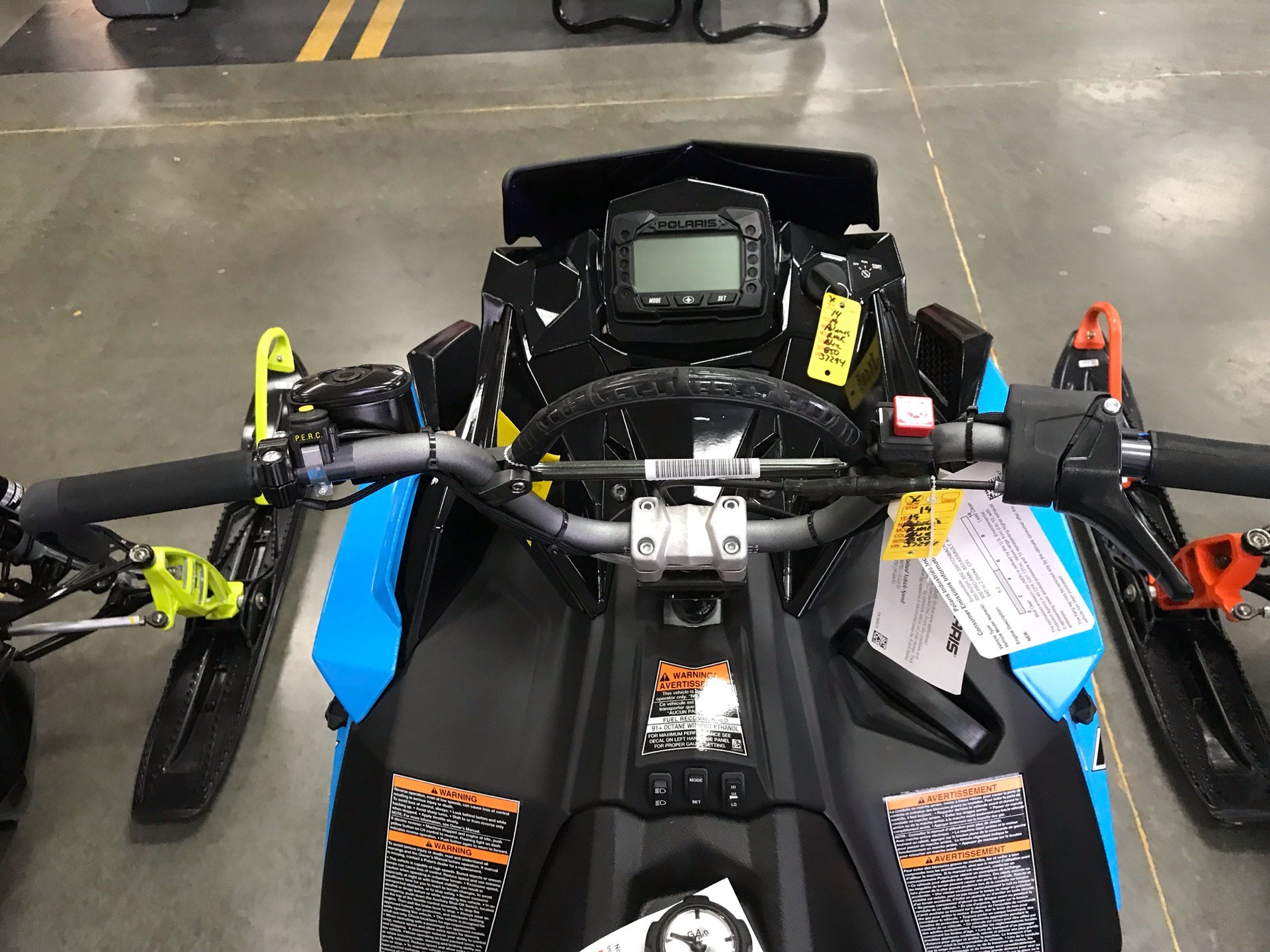 2019 Polaris 850 PRO-RMK 163 SnowCheck Select in Elk Grove, California - Photo 5