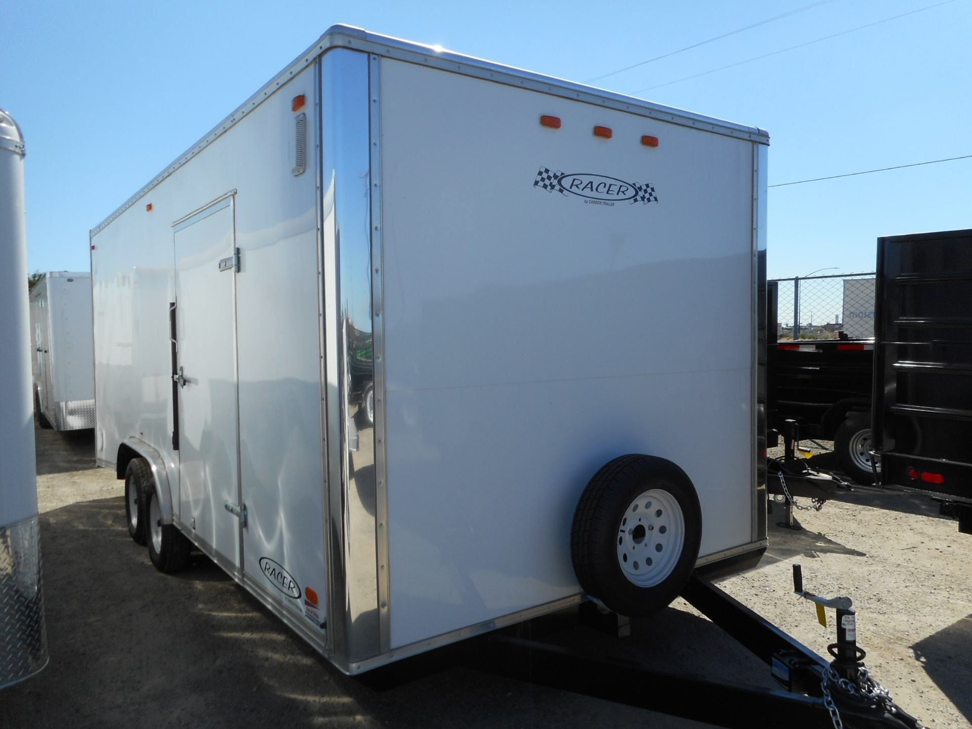 2016 Carson Trailer 8.5x20 Racer in Elk Grove, California