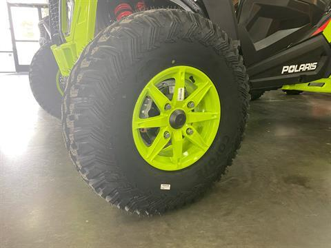 2021 Polaris RZR Turbo S Lifted Lime LE in Elk Grove, California - Photo 7