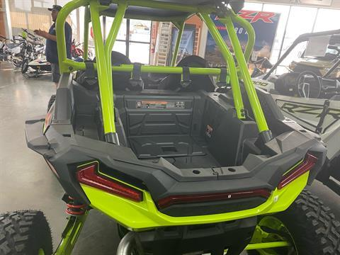 2021 Polaris RZR Turbo S Lifted Lime LE in Elk Grove, California - Photo 12