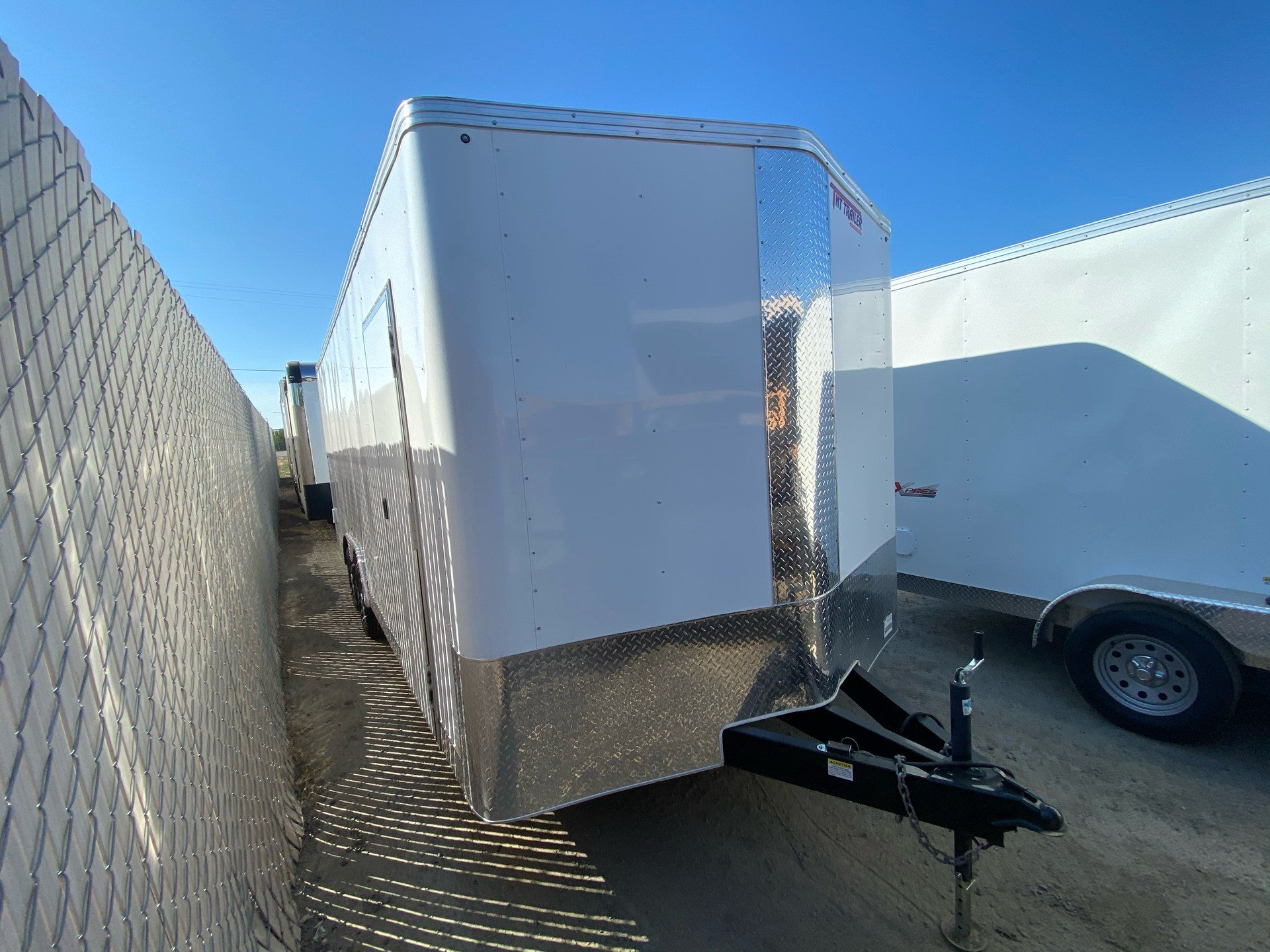 2020 TNT Trailer, LLC 20' X 8.5' CARGO TRAILER in Elk Grove, California - Photo 2