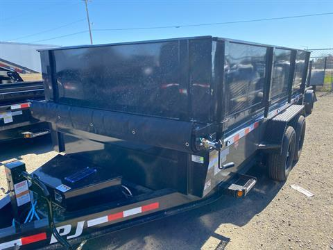 2021 PJ Trailers 14K Low-Profile Dump PRO (DL) 14 ft. in Elk Grove, California - Photo 3