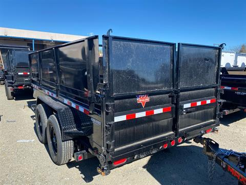 2021 PJ Trailers 14K Low-Profile Dump PRO (DL) 14 ft. in Elk Grove, California - Photo 7