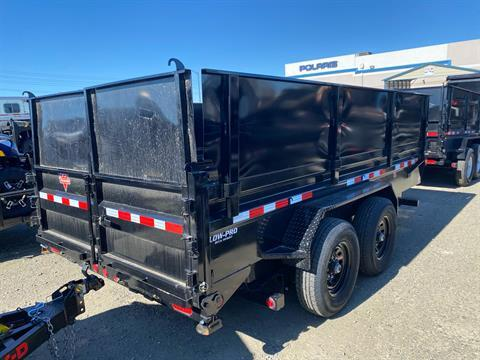 2021 PJ Trailers 14K Low-Profile Dump PRO (DL) 14 ft. in Elk Grove, California - Photo 8