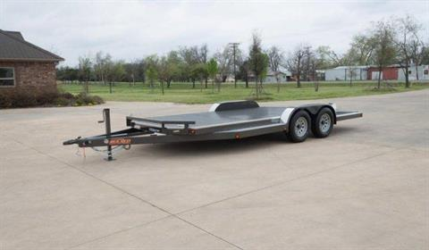 "2021 MAXXD TRAILERS 20' x 83"" 10K TUBING CARHAULER in Elk Grove, California - Photo 11"