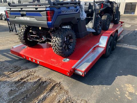 "2021 MAXXD TRAILERS 20' x 83"" 10K TUBING CARHAULER in Elk Grove, California - Photo 9"