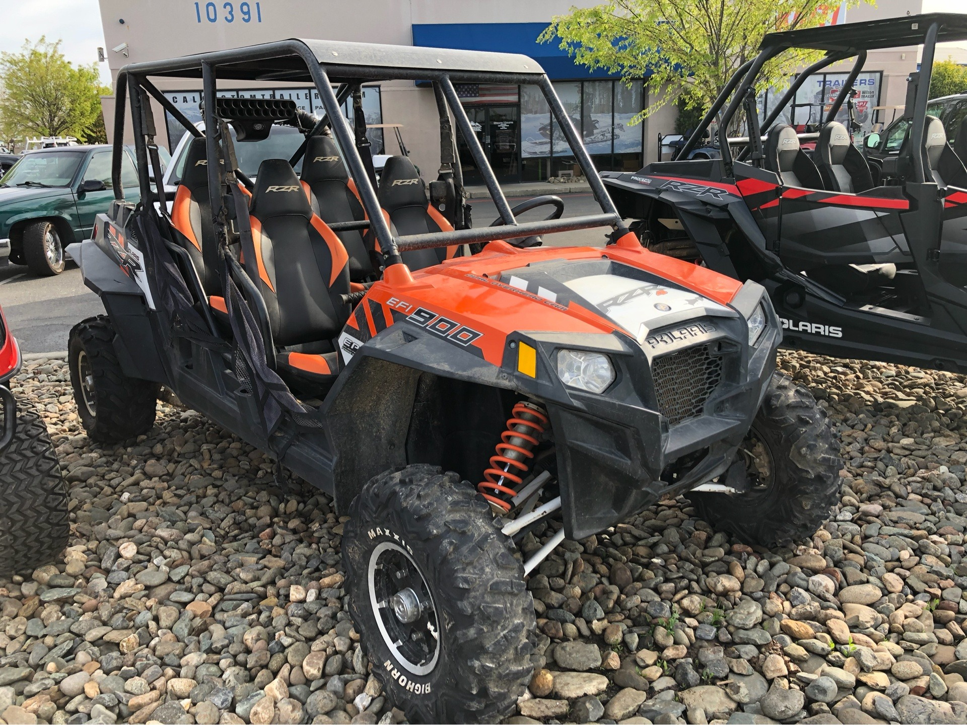 2012 Polaris Ranger RZR® XP 900 LE in Elk Grove, California - Photo 1