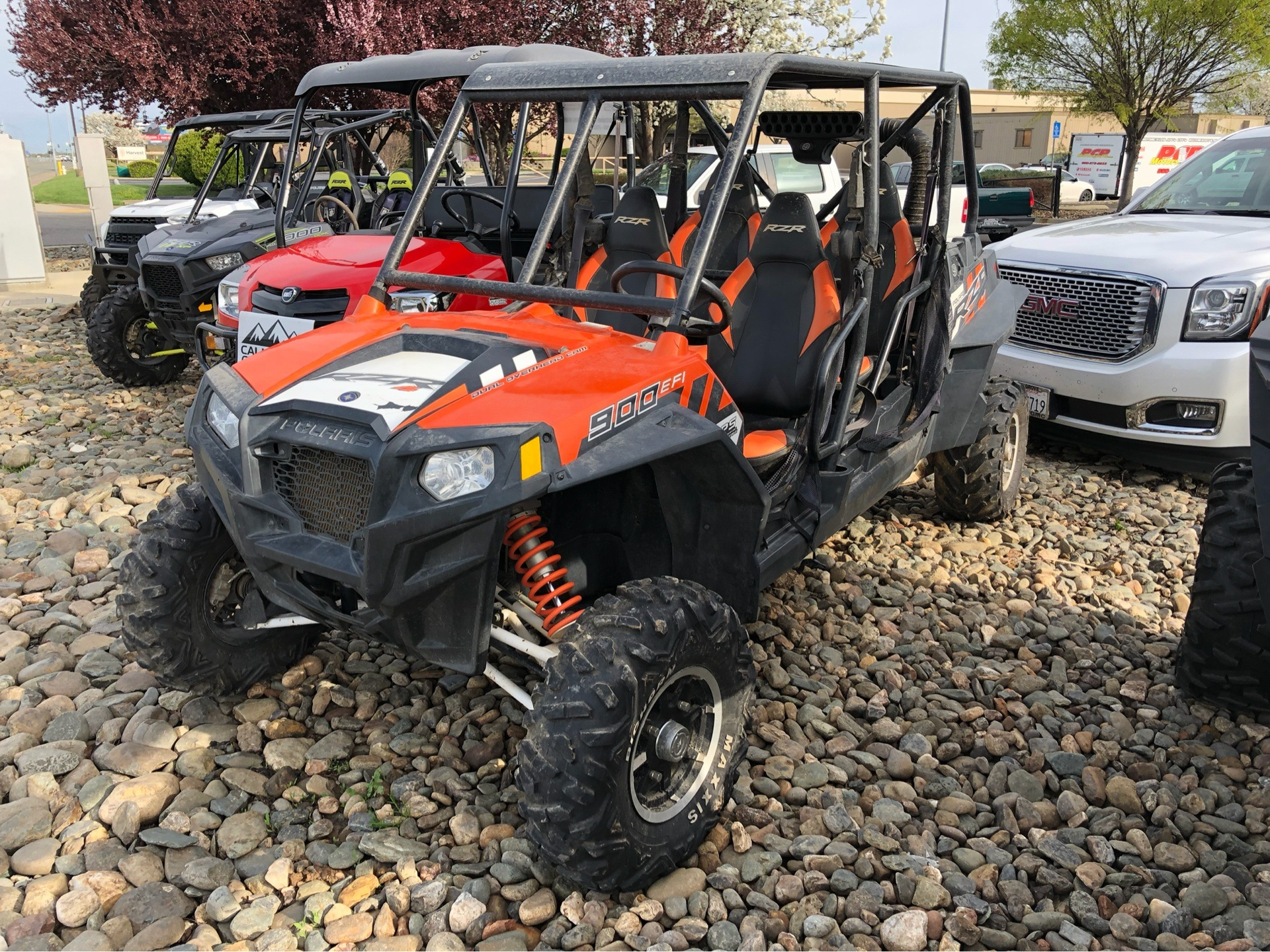 2012 Polaris Ranger RZR® XP 900 LE in Elk Grove, California - Photo 3