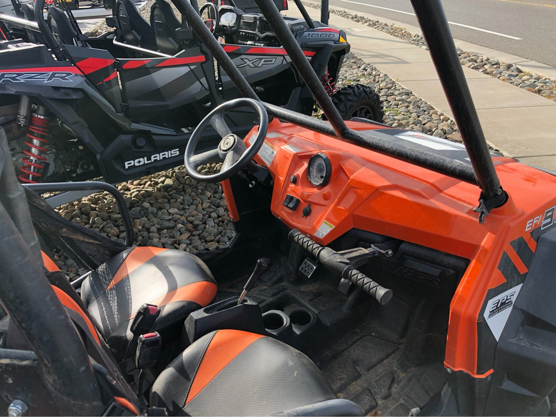 2012 Polaris Ranger RZR® XP 900 LE in Elk Grove, California - Photo 9