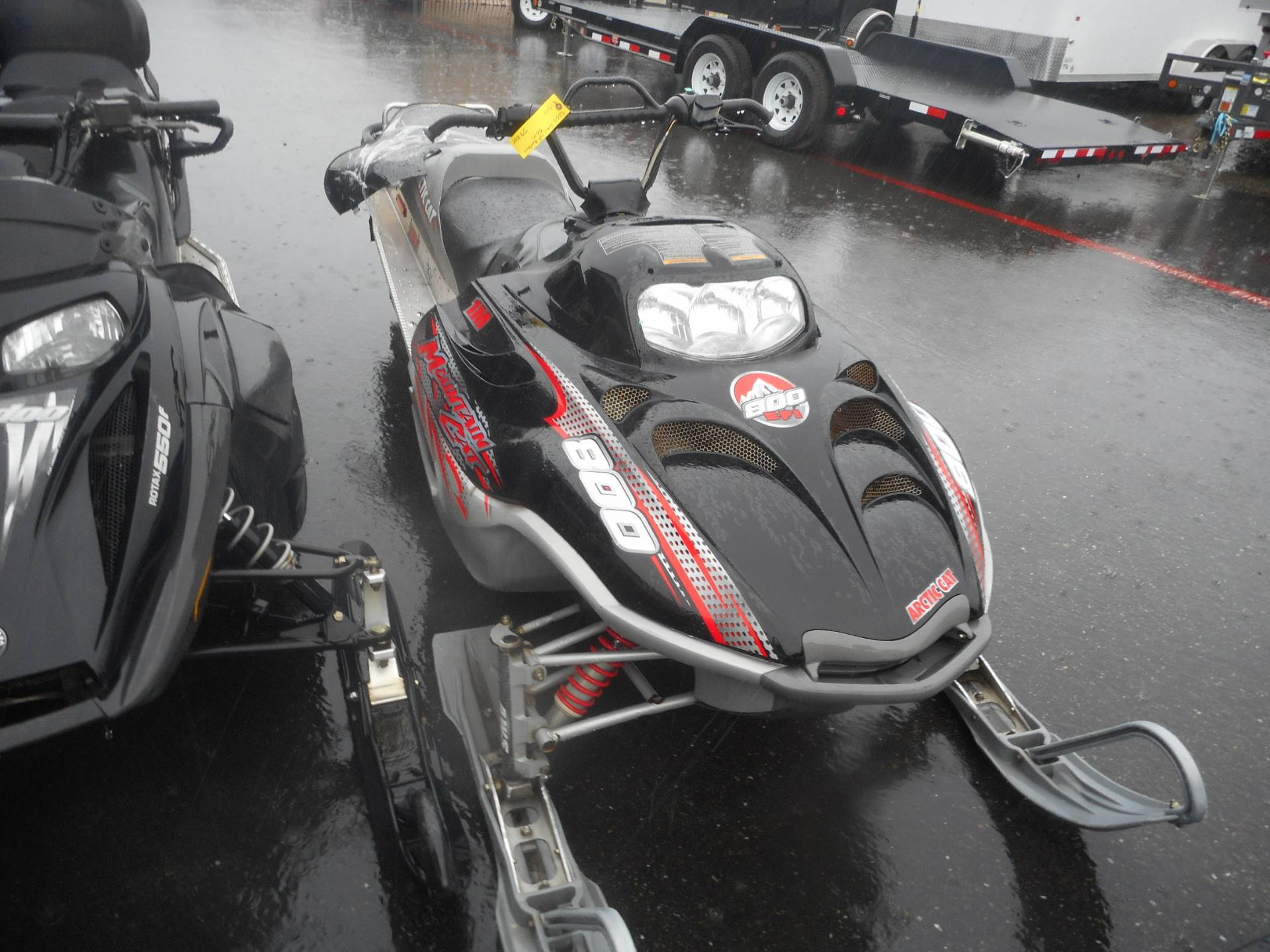 2003 Arctic Cat Mountain Cat 800 EFI 1M (144 in.) in Elk Grove, California