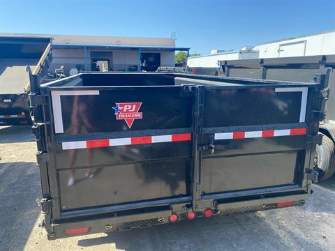 2021 PJ Trailers 83 in. Low-Pro High Side Dump (DM) 14 ft. in Elk Grove, California - Photo 7