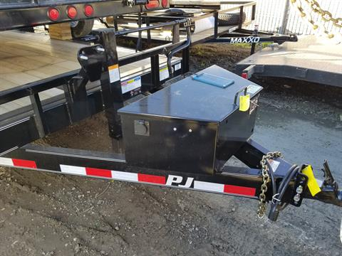 2019 PJ Trailers 22' POWERED FULL TILT in Elk Grove, California
