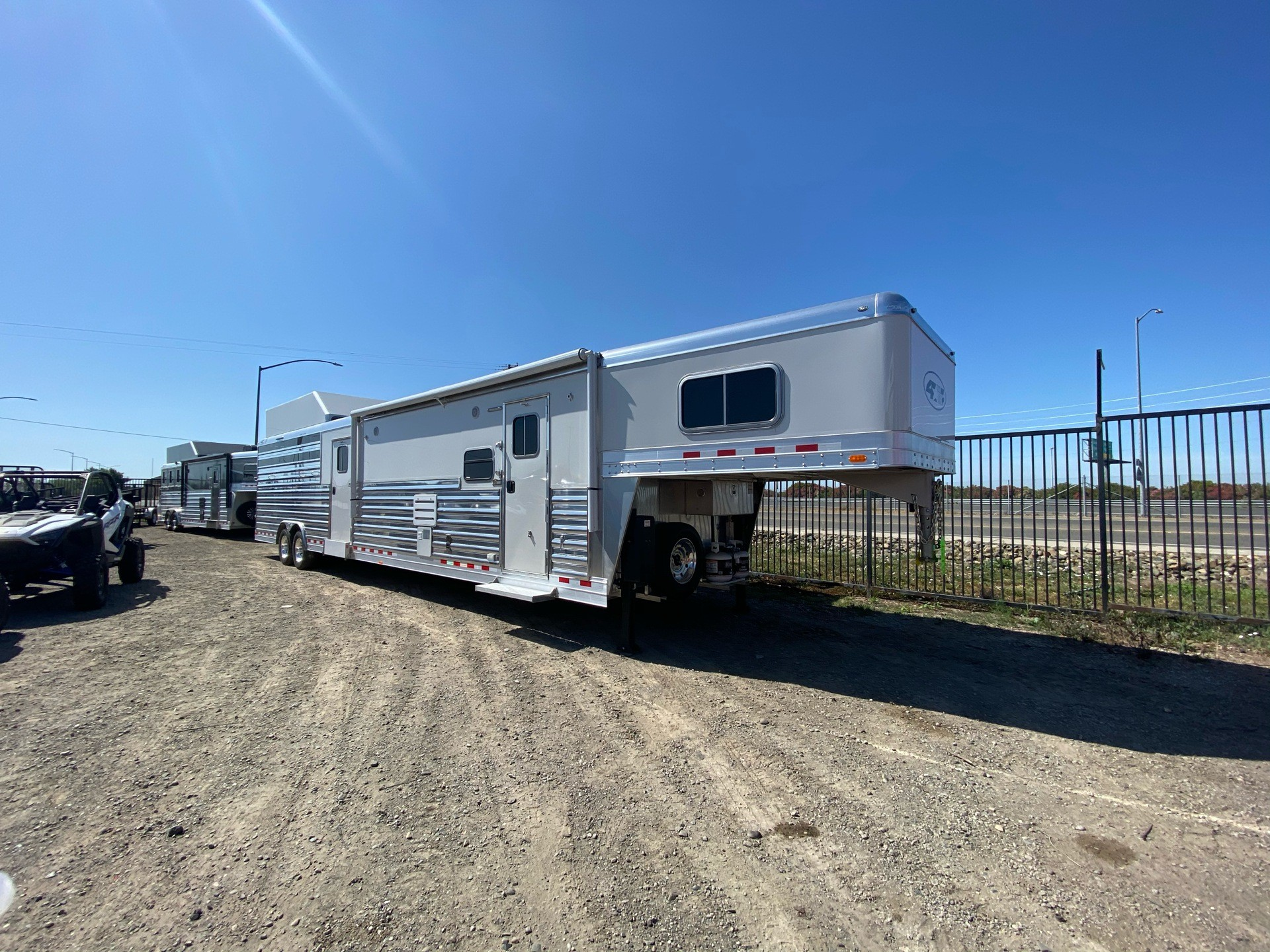 2020 4-STAR TRAILERS LQ 15' SHORT WALL STOCK COMBO in Elk Grove, California - Photo 1