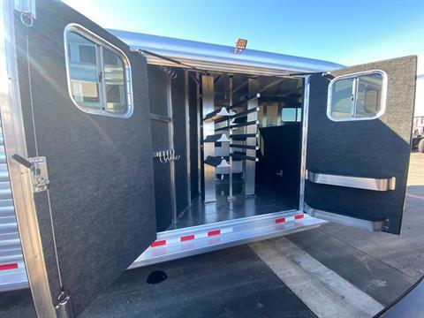 2022 4-STAR TRAILERS 7X24 DELUX STOCK COMBO W COWBOY TACK in Elk Grove, California - Photo 20