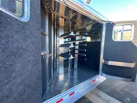 2022 4-STAR TRAILERS 7X24 DELUX STOCK COMBO W COWBOY TACK in Elk Grove, California - Photo 23