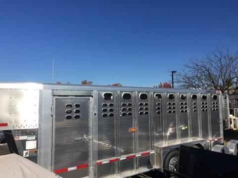 2018 Wilson Trailer - Manufacturers 20' RANCHHAND in Elk Grove, California